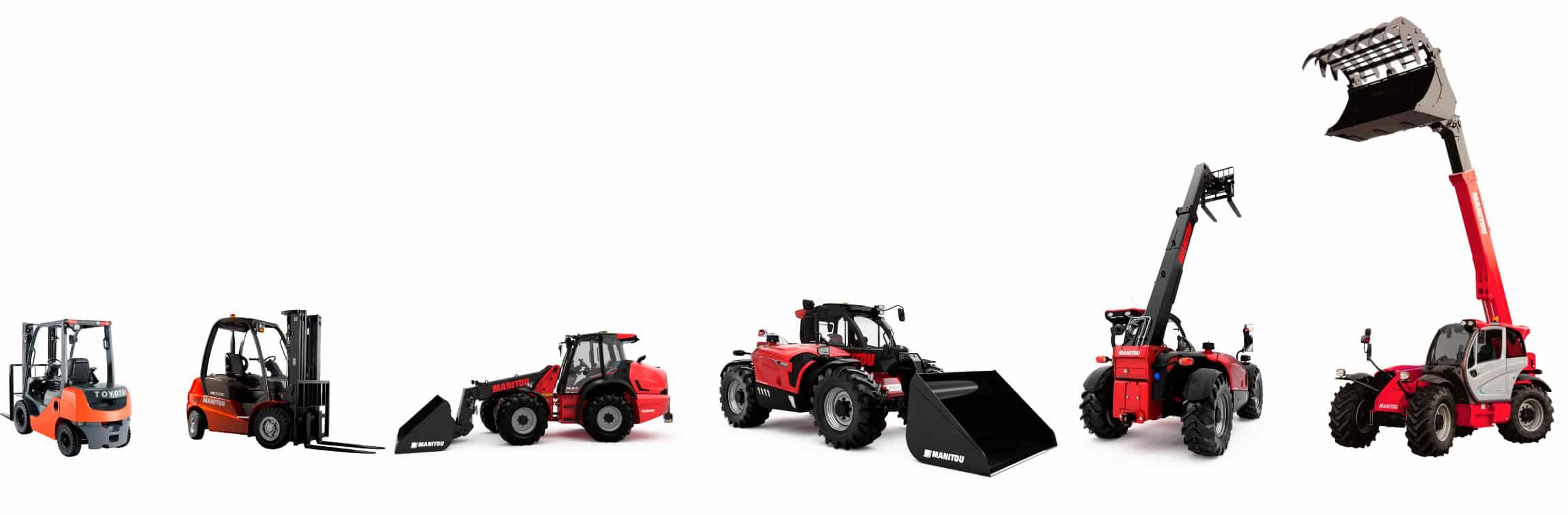matériel de manutention agriculture