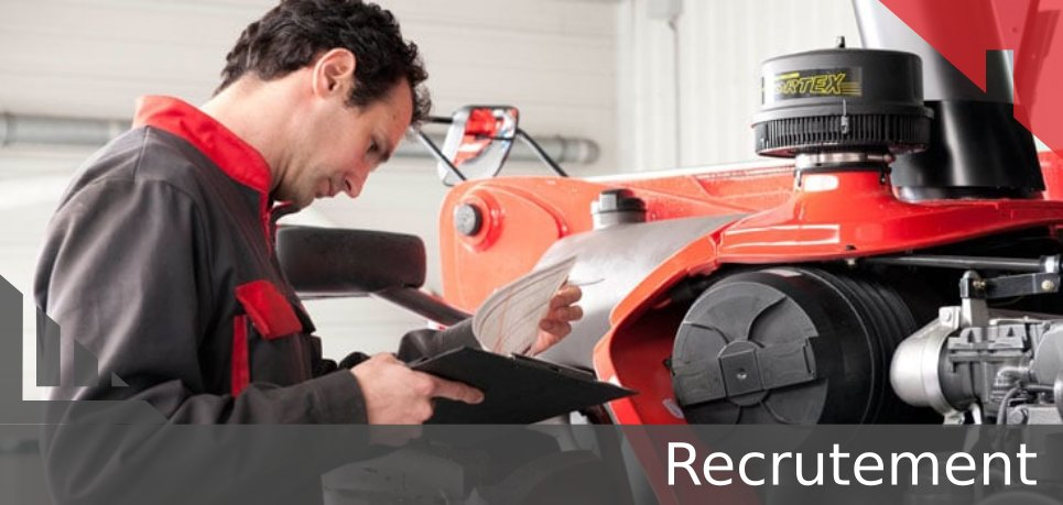 recrutement technicien