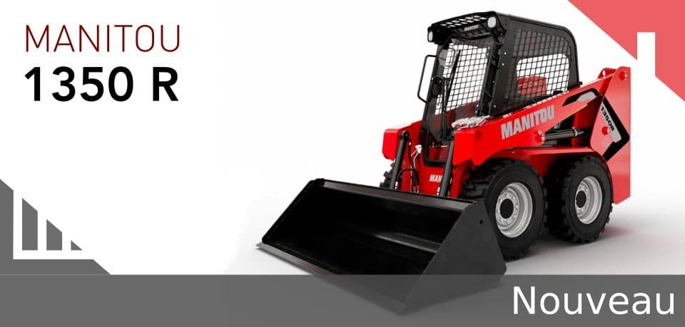 Chargeuse Compacte Manitou