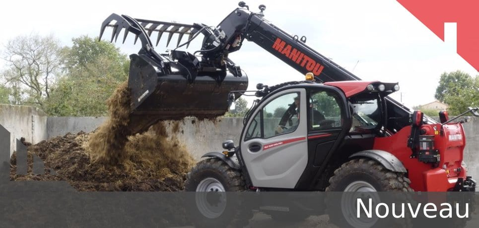 Manitou MLT 841