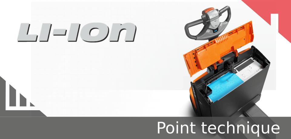 Technologie Li-ION