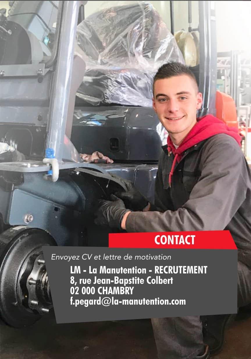 Poste apprentis 2021 techniciens