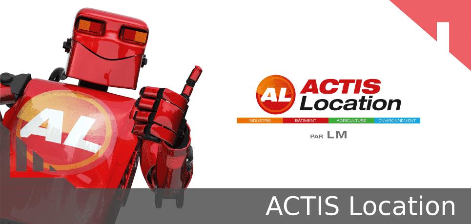 Actis Location par LM