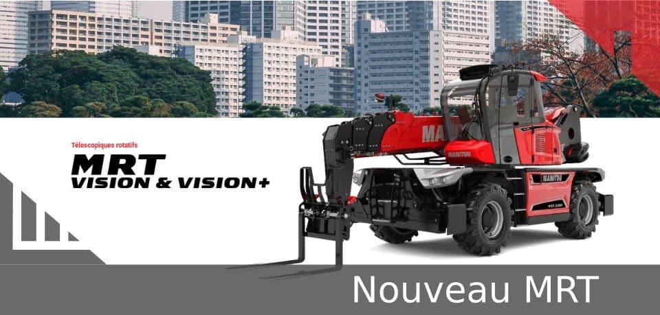 MANITOU MRT Vision +