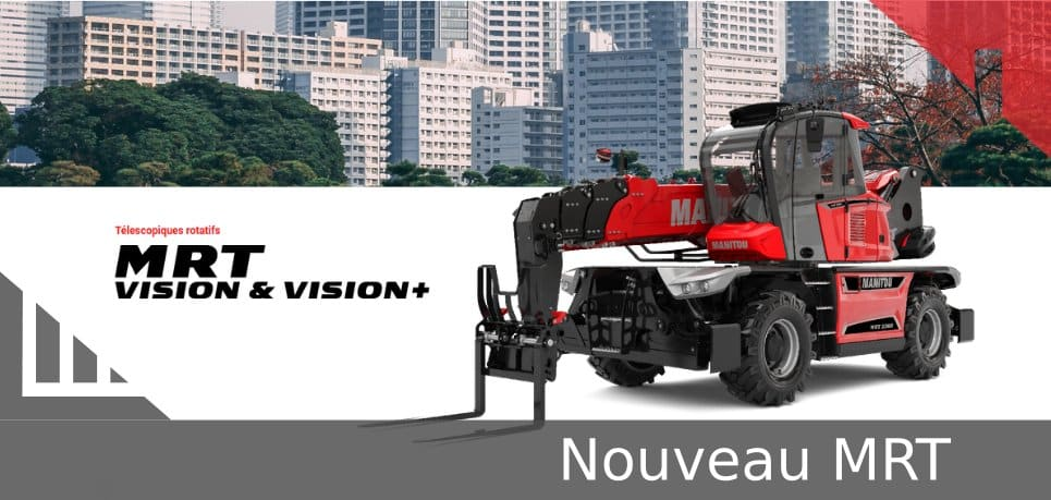 MANITOU MRT Vision +