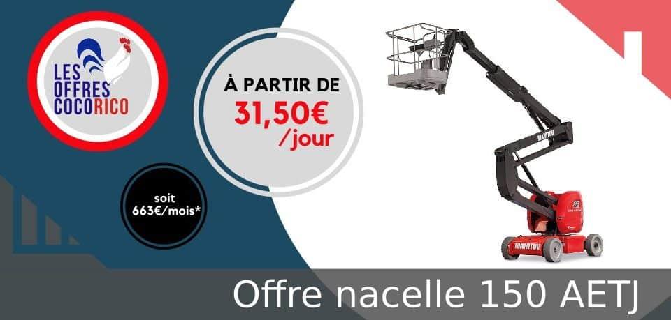 Nacelle AETJ 150